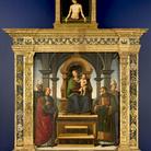 Il ritorno della Pala dei Decemviri di Pietro Perugino
