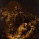 Un Rembrandt dall'Ermitage in mostra alla Pilotta