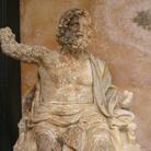 La statua di Zeus in trono torna in Italia
