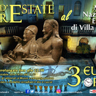 Aperture serali straordinarie al Museo Nazionale Etrusco di Villa Giulia