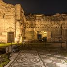Un itinerario notturno svela la magia di Caracalla