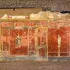 Pompei: inaugurata l'esposizione permanente degli affreschi di Moregine