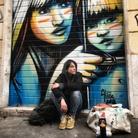 Oltre il muro: un workshop online con la street artist Alice Pasquini