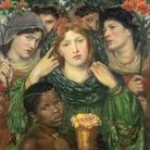 Dante Gabriel Rossetti, L'amata (La sposa), 1865?66. Olio su tela, cm 82,5 x 76,2. Acquistato nel 1916 attraverso l'Art Fund il sostegno di Sir Arthur Du Cross e di Sir Otto Beit ©Tate, London 2014