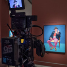 Al cinema l'arte brillante di David Hockney
