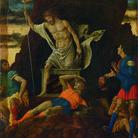 Il restauro della tavola di Andrea Mantegna
