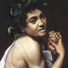 Michelangelo Merisi da Caravaggio o Caravaggio, Autoritratto come Bacco malato