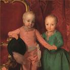 A Palazzo Pitti i nipoti del re di Spagna ritratti da Anton Raphael Mengs