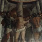 Flagellazione e i Santi Pietro e Francesco