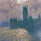 Claude Monet (1840 - 1926), Londra. Il Parlamento. Riflessi sul Tamigi, 1905, Olio su tela, 81.5 x 92 cm, Parigi, Musée Marmottan Monet, Lascito Michel Monet, 1966, Inv. 5007 | © Musée Marmottan Monet, Académie des Beaux-Arts, Paris