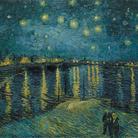 Vincent van Gogh (1853 - 1890), Notte stellata sul Rodano, 1888, Olio su tela, 92 x 72.5 cm, Parigi, Musée d'Orsay | Foto: © RMN-Grand Palais (musée d'Orsay) / Hervé Lewandowski