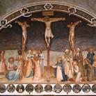Crocifissione e Santi del Beato Angelico