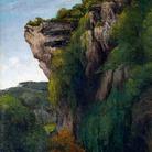 Gustave Courbet, Le rive della Loue, 1862.