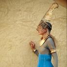 La Cleopatra di Arnaldo Pomodoro