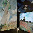 """Monet Experience. Tra musiche e profumi, a Firenze il grande """"show"""""""
