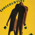 Federico Seneca, Manifesto pubblicitario, Cioccolatni Perugina, 1928-1929, Carta/cromolitografia, 141 x 197.5 cm, Museo Nazionale