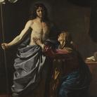 Giovanni Francesco Barbieri, detto il Guercino (Cento, 1591 - Bologna, 1666), Cristo che appare alla Vergine, 1628-1630, Olio su tela, Cento, Pinacoteca Civica