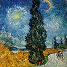 Vincent van Gogh, Sentiero di notte in Provenza, 1890, 92 x 73 cm, Otterlo, Kröller-Müller Museum