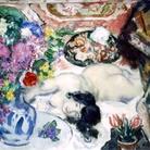 Istvan Csok, Angolo di studio, 1905-1910, Olio su tela Roma, Galleria d'Arte Moderna | Courtesy of Galleria d'Arte Moderna, Roma