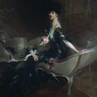 Giovanni Boldini, Consuelo Vanderbilt, duchessa di Marlborough e suo figlio Lord Ivor Spencer-Churchill, 1906, olio su tela, New York, Metropolitan Museum of Art, Dono di Consuelo Vanderbilt Balsan 1946