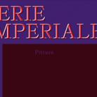 Serie Imperiale. Flavio Favelli - Presentazione