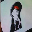 L'arte 'Dal buco della serratura'