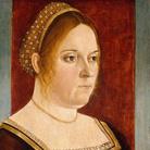 Vittore Carpaccio, Ritratto di Dama con un libro, Circa 1495, Olio su tela, 39.3 x 28.8 cm, Denver Art Museum