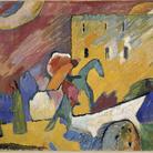 """Dentro Kandinsky, artista """"da ascoltare"""": un progetto svela il volto intimo del pittore russo"""