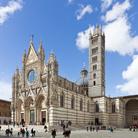 Guardare l'alba dal Facciatone del Duomo di Siena