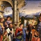 """""""La pala d'altare e il suo doppio"""" - Le Pale Felicini, Bentivoglio e Manzoli di Francesco Francia della chiesa di Santa Maria della Misericordia"""