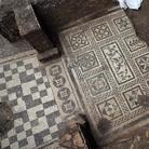 Roma: nei cantieri della metro, i castra e la Domus del Comandante