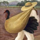 """Per la prima volta in Europa, la mostra """"sospesa"""" dei muralisti messicani"""