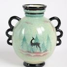 Donazione Levi: in mostra alla Project Room le ceramiche decorate ad aerografo negli anni '30