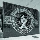 Shepard Fairey, Baller Mural | Foto: Jon Furlong