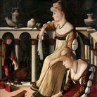 Un capolavoro diviso a metà: le Due Dame di Carpaccio