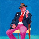 David Hockney. 82 Portraits and one still-life