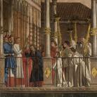 Miracolo della reliquia della Croce al ponte di Rialto