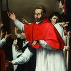 San Carlo Borromeo porta in processione il chiodo della croce