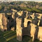 Una visita virtuale alle Terme di Caracalla