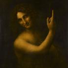 Il Louvre avvia il restauro del San Giovanni Battista di Leonardo da Vinci