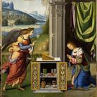 La luce dell'Annunciazione, da Tiziano a Fontana
