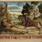 Vittore Carpaccio, San Giorgio e il drago e quattro episodi della vita del Santo, Venezia, San Giorgio Maggiore