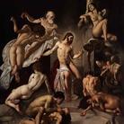 Roberto Ferri, GIUDIZIO UNIVERSALE, 2015-2016, Olio su tela, 208 x310 cm | Courtesy of Roberto Ferri e Fondazione Stelline