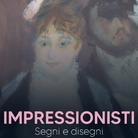 Impressionisti. Segni e disegni