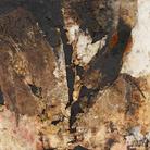 Alberto Burri (1915 - 1995), Sacco combustione, 1952-1958, Mart, Collezione privata | Courtesy of Mart - Museo di Arte Moderna e Contemporanea di Trento e Rovereto