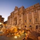 Restauro con vista panoramica per la Fontana di Trevi