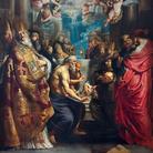 Pieter Paul Rubens, Disputa del Sacramento