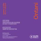 Opere Scelte da una collezione: Luigi Ontani
