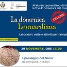 La Domenica Leonardiana Online - Il Paesaggio del Genio