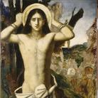 Gustave Moreau, San Sebastiano, 1870-1875 o 1890 circa, olio su tela, cm 115 x 90. Parigi, Musée Gustave Moreau, inv. 214. Foto © RMN-Grand Palais /René-Gabriel Ojéda